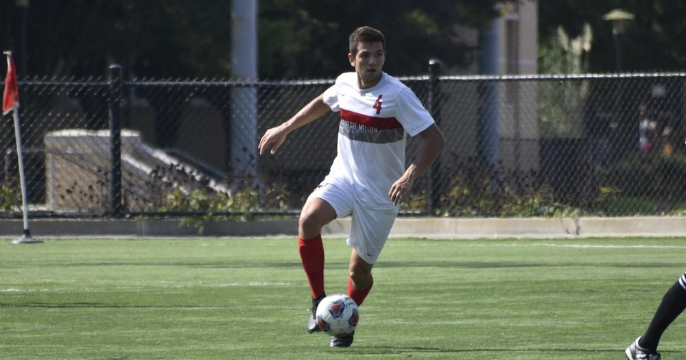 #13 Tartans Strike First at NYU, Win 1-0