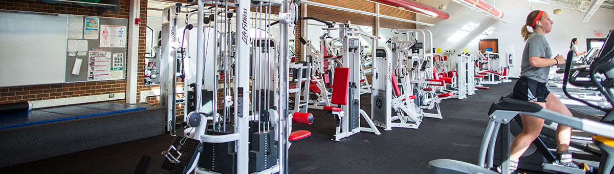 Rosencrans Fitness Center