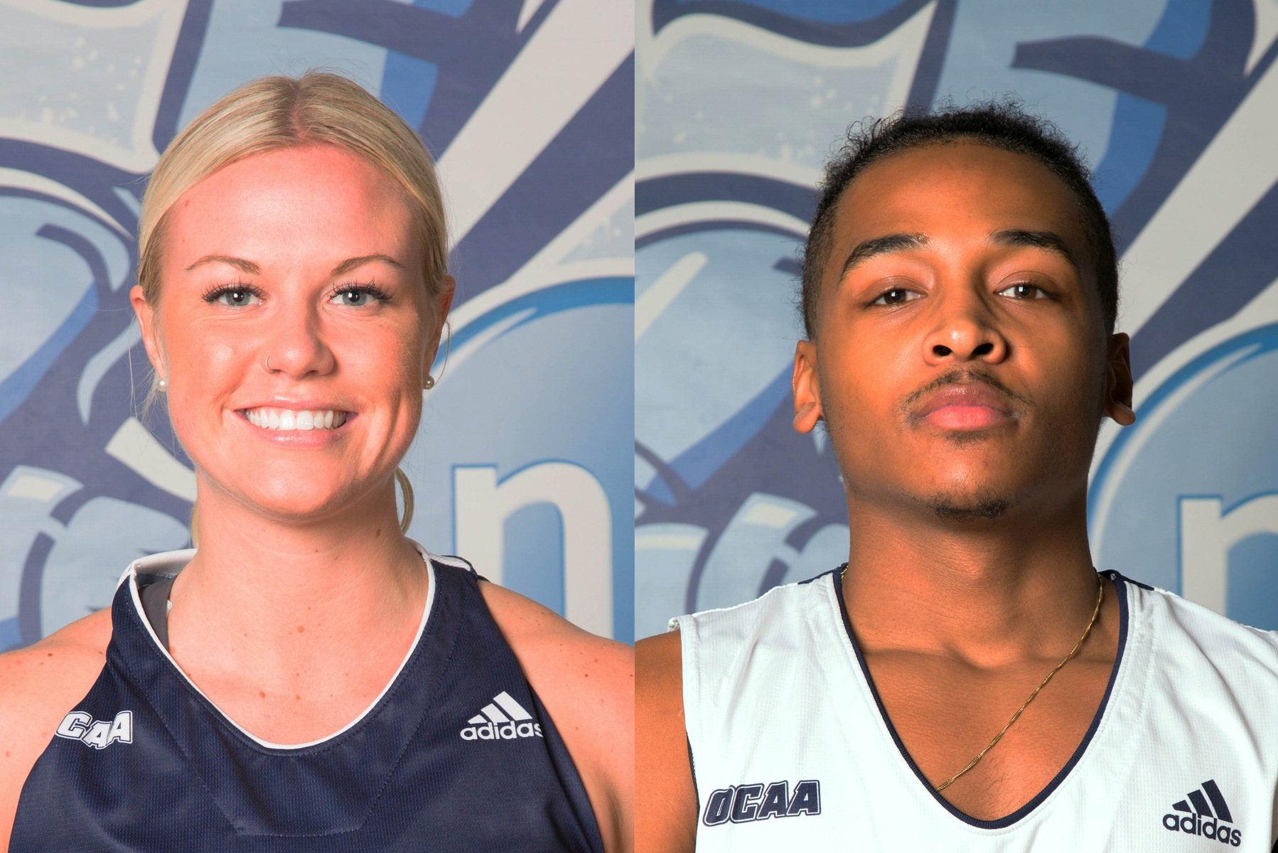 Murdoch and Hylton named Athletes of the Week