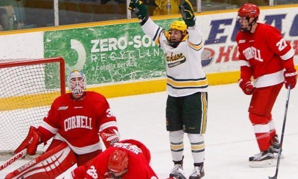 Clarkson Opens Postseason with Win Against RPI