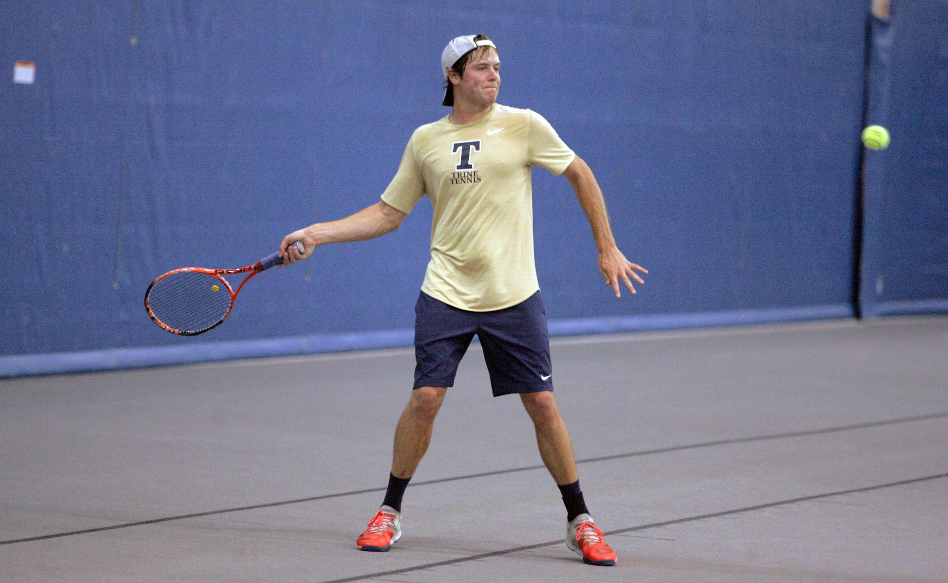 Men's Tennis Sweeps Heidelberg