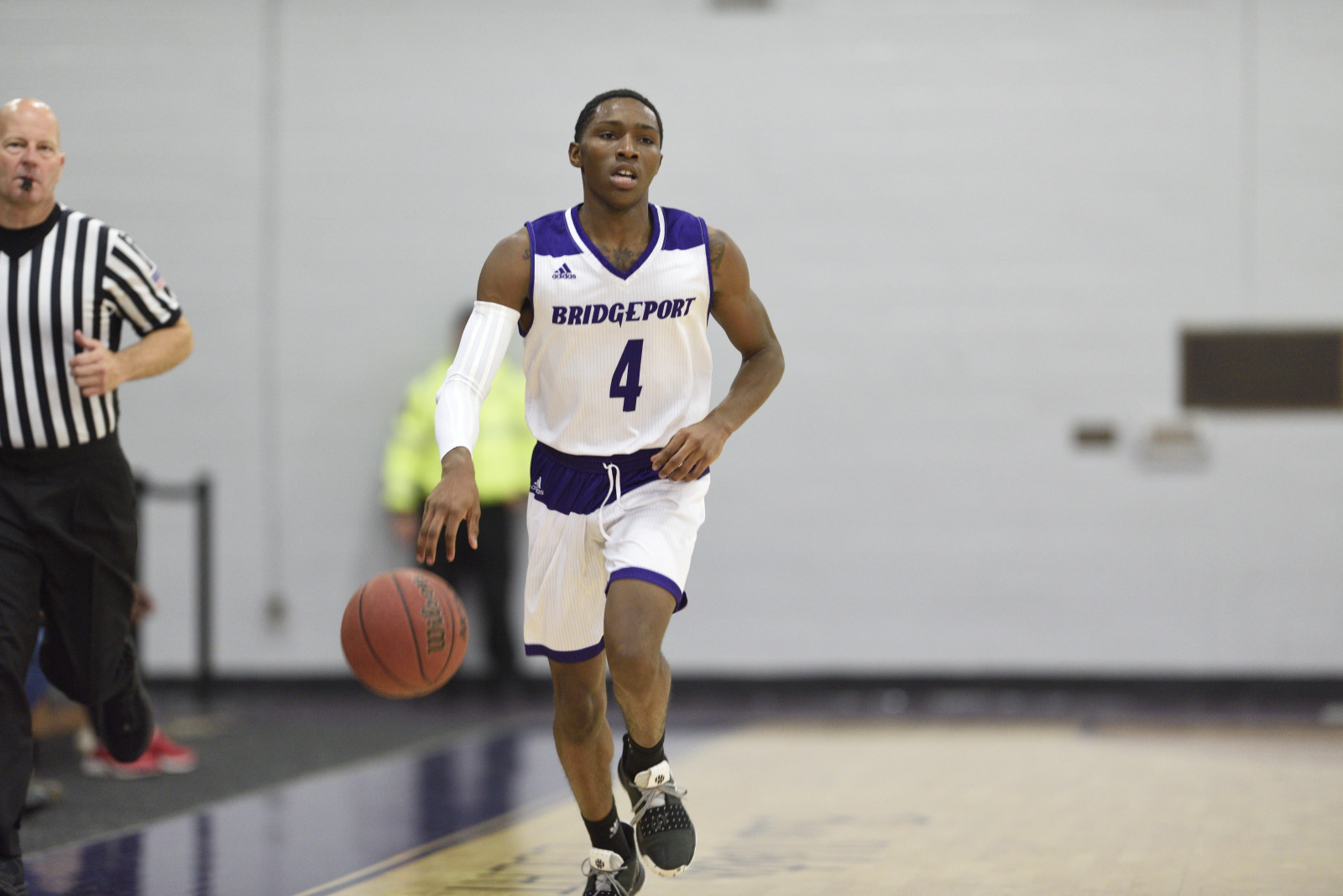 Purple Knights Open ECC Men's Basketball Slate With Hard-Fought 88-72 Home Win Over UDC