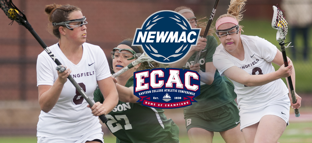 Corsano and Stone Sweep NEWMAC Women's Lacrosse Weekly Honors