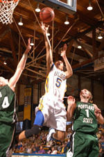 UCSB Comes Home To Face Cal State Northridge, Pacific In Big West Action This Week