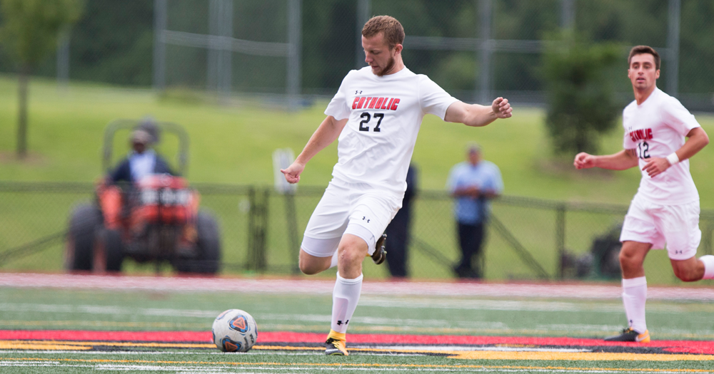 Catholic Falls to Washington College, 1-0