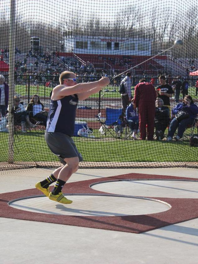 Poh Records Pair Of Top Five Finishes As Outdoor Track & Field Opens Season At Bridgewater State Bears Invitational