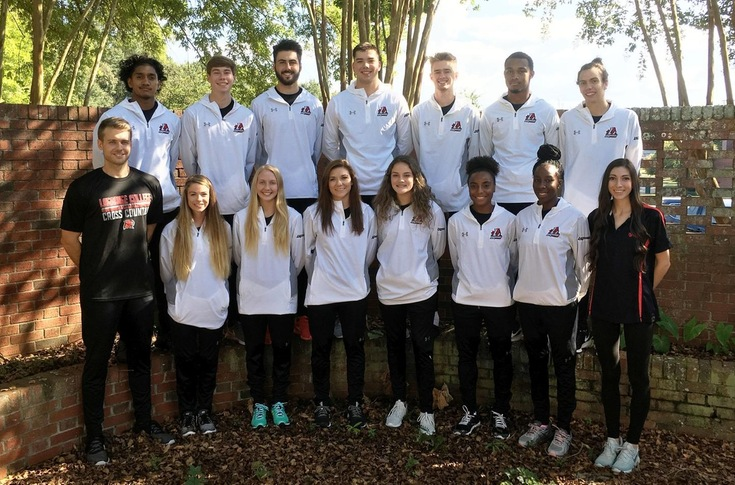 Cross Country: Bryan Storie, Holly Moreland top finishers for LC at USA South Championships