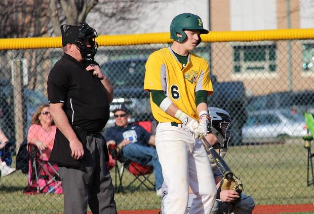 Baseball Erupts For 29 Runs In Sweep Over Hornets