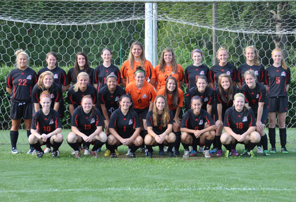 Women's Soccer: Panthers earn NSCAA Team Academic Award