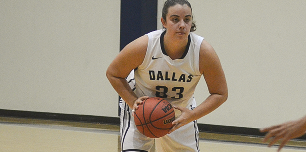 Seana Stoia, University of Dallas, Player of the Week (Week Two)