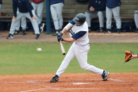 Armstrong Atlantic completes sweep of GSW, 10-3