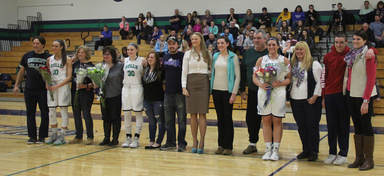 Gulls Fall To Western New England, 70-62, On Senior Day