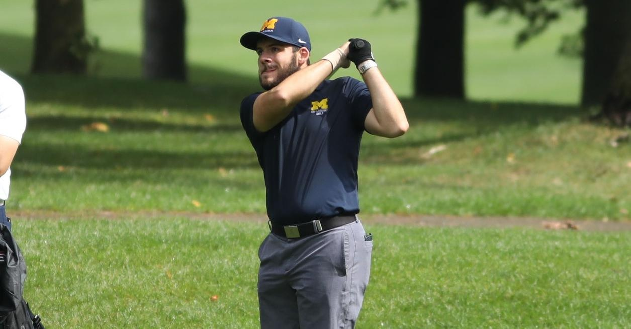 Wolverine men finish 5th at Treetops