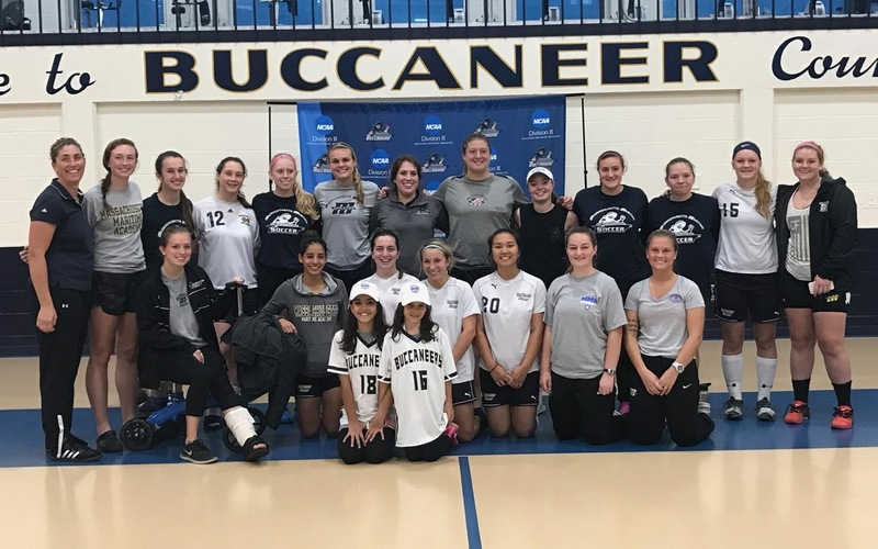 Special Silvas:  Newest Buccaneer Women's Soccer Teammates Welcomed To Academy