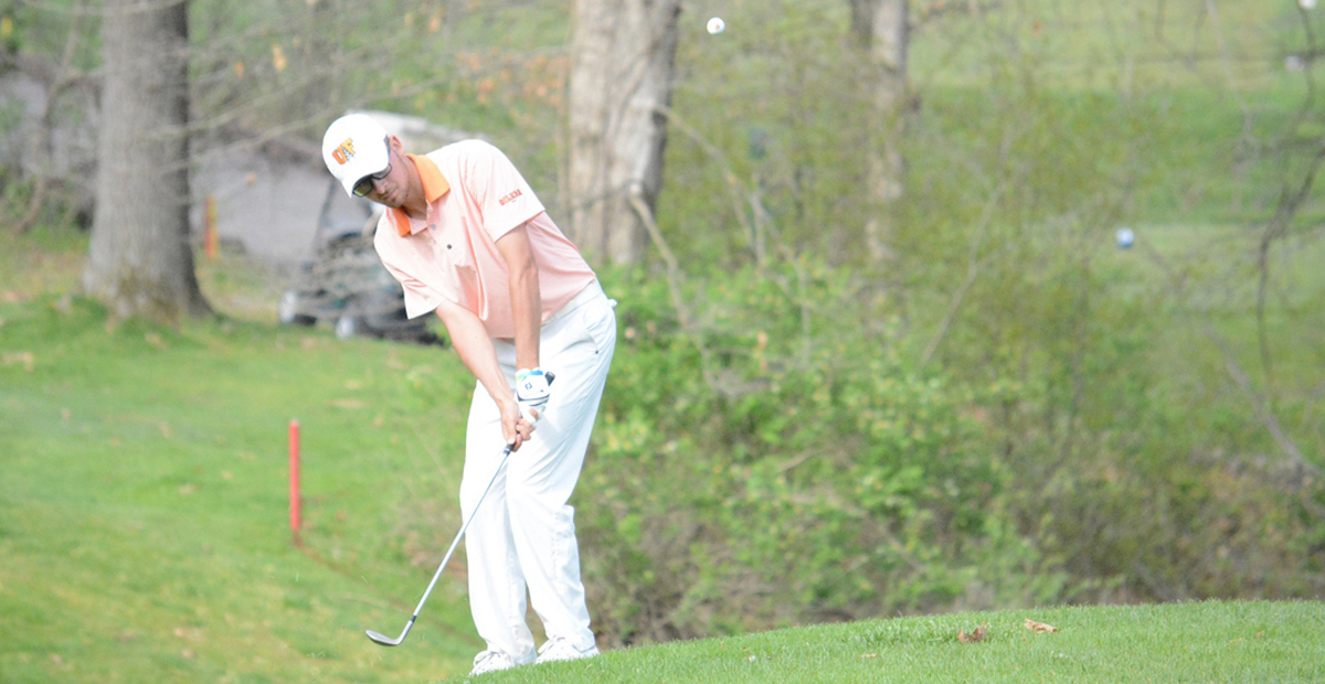 Oilers Tie for 6th at SVSU Spring Invite