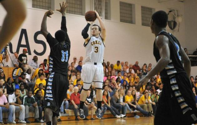 Coker Falls to Lees-McRae in Overtime 72-68