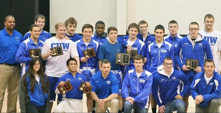 Wrestling overwhelms opposition at NWA Tournament