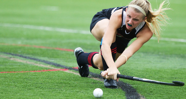 Late Goal Lifts Mary Washington over LC Field Hockey 3-2