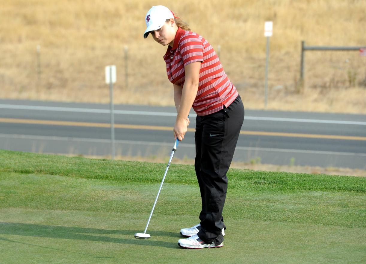 SCU Women Equal BYU In Final Round of WSU's Cougar Cup