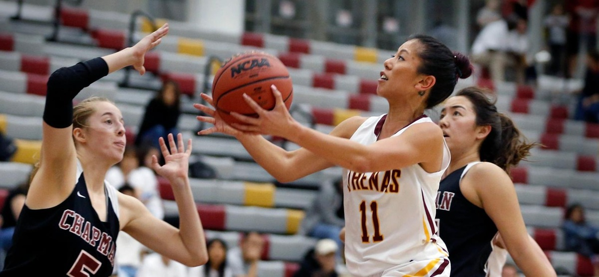 Staunch Defense Leads CMS Women's Basketball to Win Against Dallas