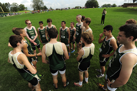 Cross country teams tabbed All-Academic