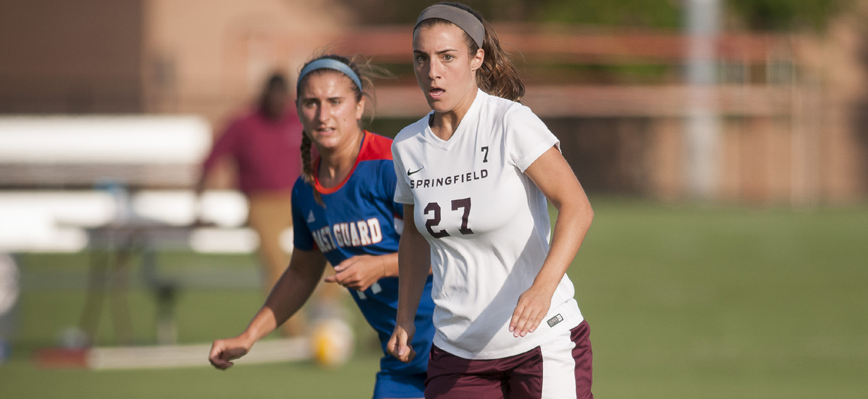 Women's Soccer Defeats Roger Williams, 3-0