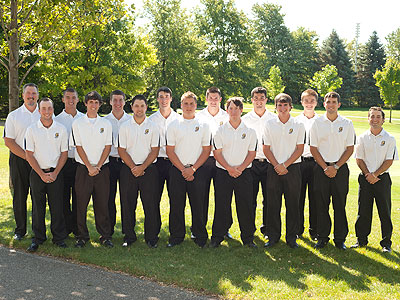 Men's Golf Opens Season With Sixth-Place Finish