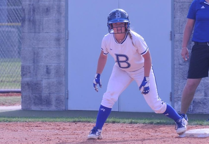 SOFTBALL – No. 14 Blinn Suffers First Two Conference Losses Against Galveston, 1-0 and 7-2   Austin County News
