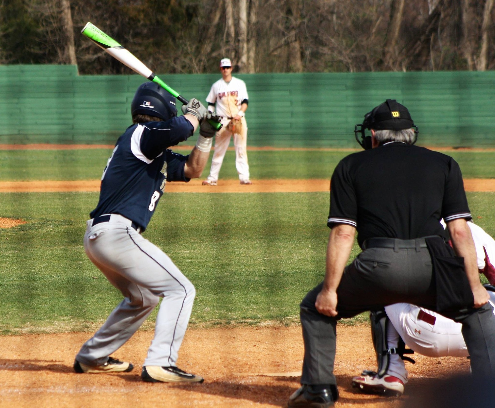 Baseball Loses to Bluefield College