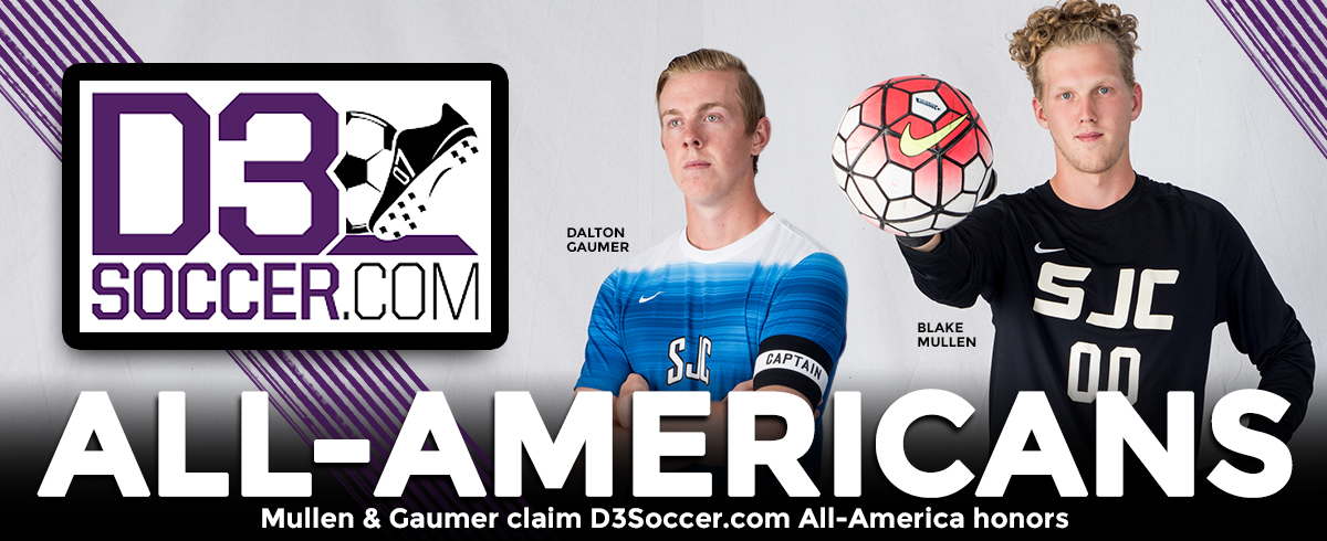 Mullen & Gaumer Collect D3Soccer.com All-America Honors
