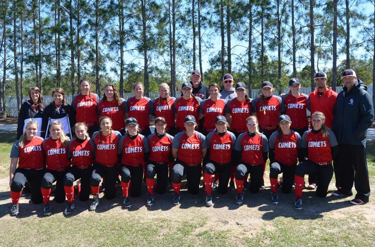 Softball team defeats Norwich and Bethel to end Spring Break trip with 7-3 record