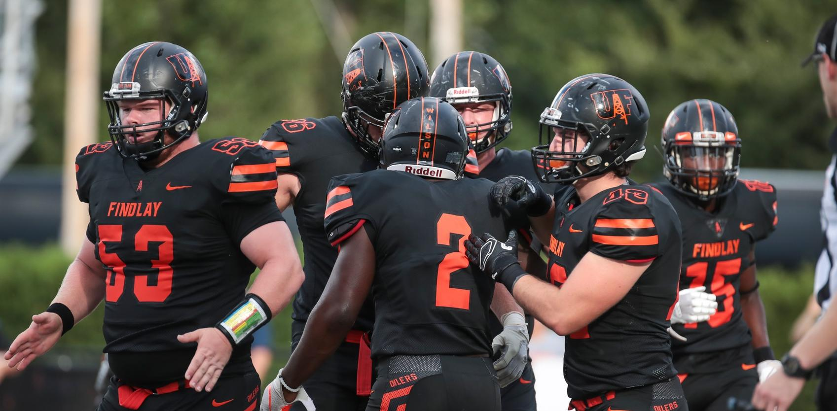 Findlay Heads South for Non-League Matchup at Charleston