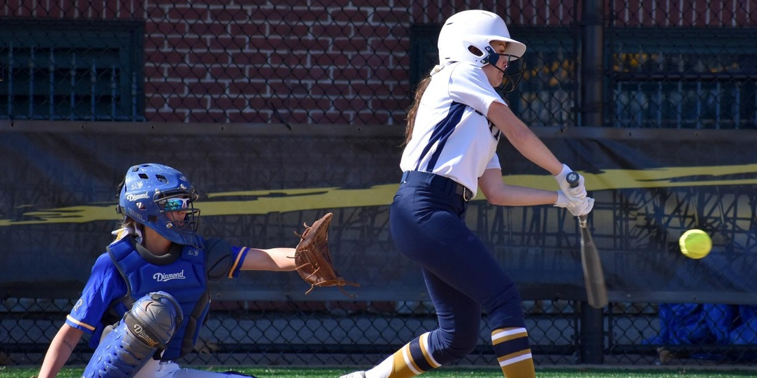 Softball Entertains Norwich, Ships to St. Joseph (Conn.) this Weekend