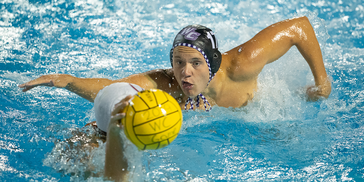 Men's Water Polo sweeps Caltech and Occidental