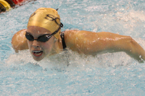 2013-14 NAIA Women's Swimming & Diving Coaches' Poll - No. 2