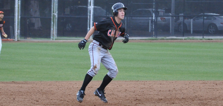 Fifth Inning Burst Enough for Occidental