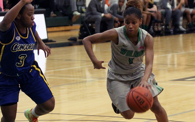 Wilmington Women's Basketball Uses Multiple Runs to Lead Wire-to-Wire over Nyack, 73-60, on the Road