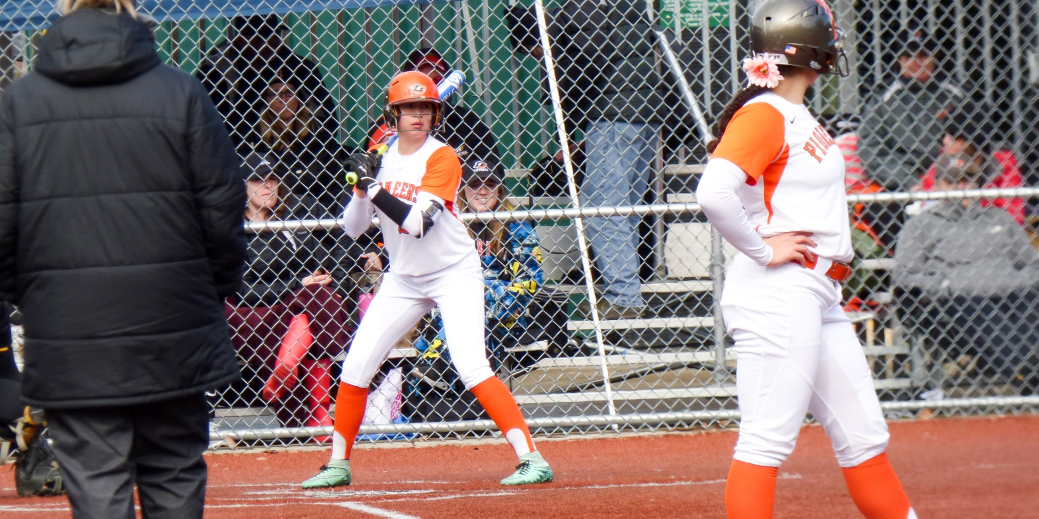 Lewis & Clark strands 16 runners, including game-tying runs in pair of defeats