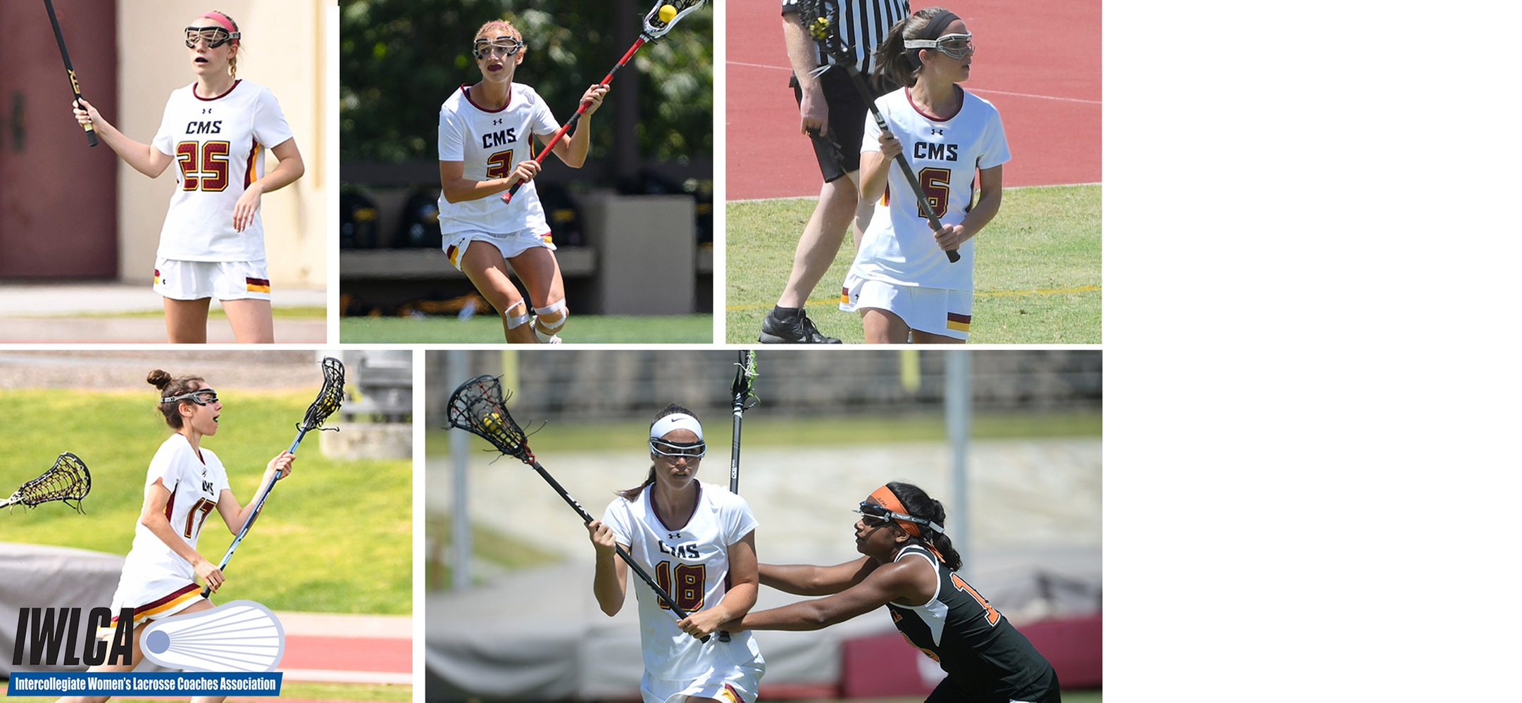 IWLCA honors five Athenas to Academic Honor Roll, CMS named onto Honor Squad