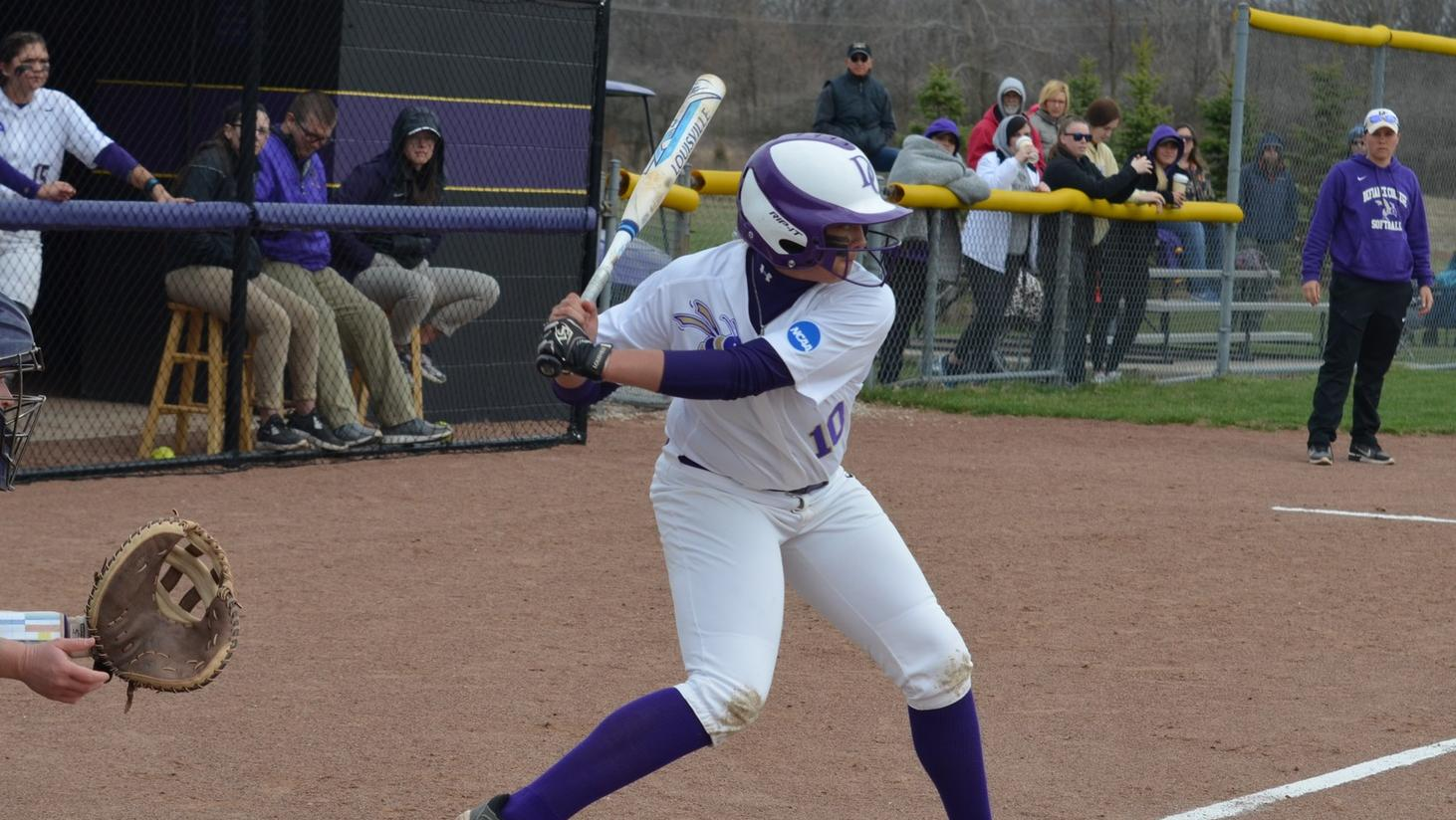 Deja Vu at the Sal Leads to Sweep of Bluffton