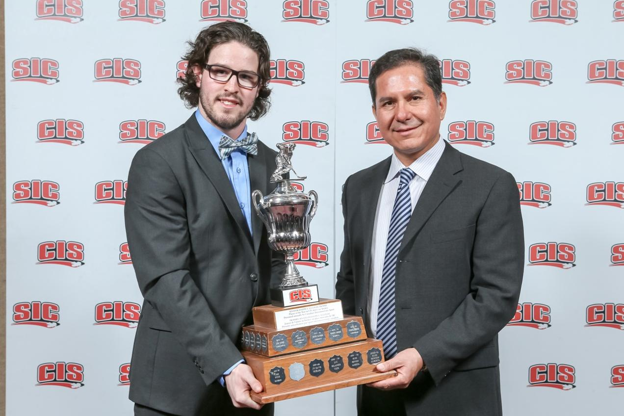 2013-14 CIS Men's Hockey Awards and All-Canadians