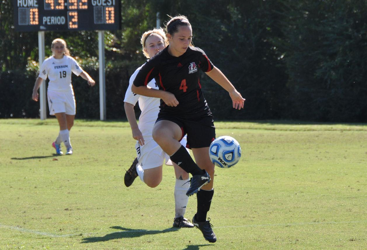 Women's Soccer: Panthers, Ferrum battle to scoreless draw
