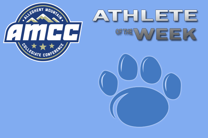 Buffington Named AMCC Runner of the Week