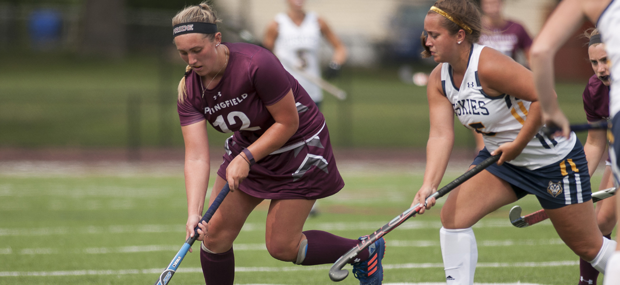 Field Hockey Drops 2-1 Overtime Decision to Wellesley