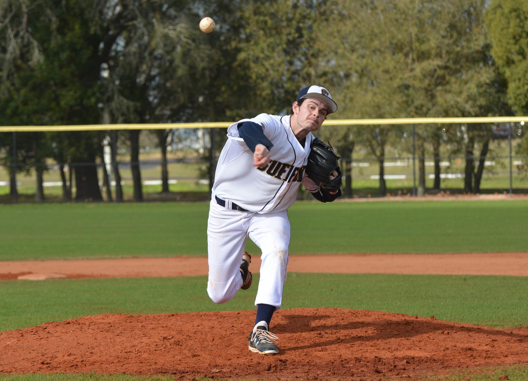 No. 24 Baseball Holds Off RIT, 2-1