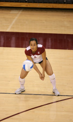 No. 22 Santa Clara Volleyball Hosts UC Davis Thursday Night And SCU Invitational This Weekend
