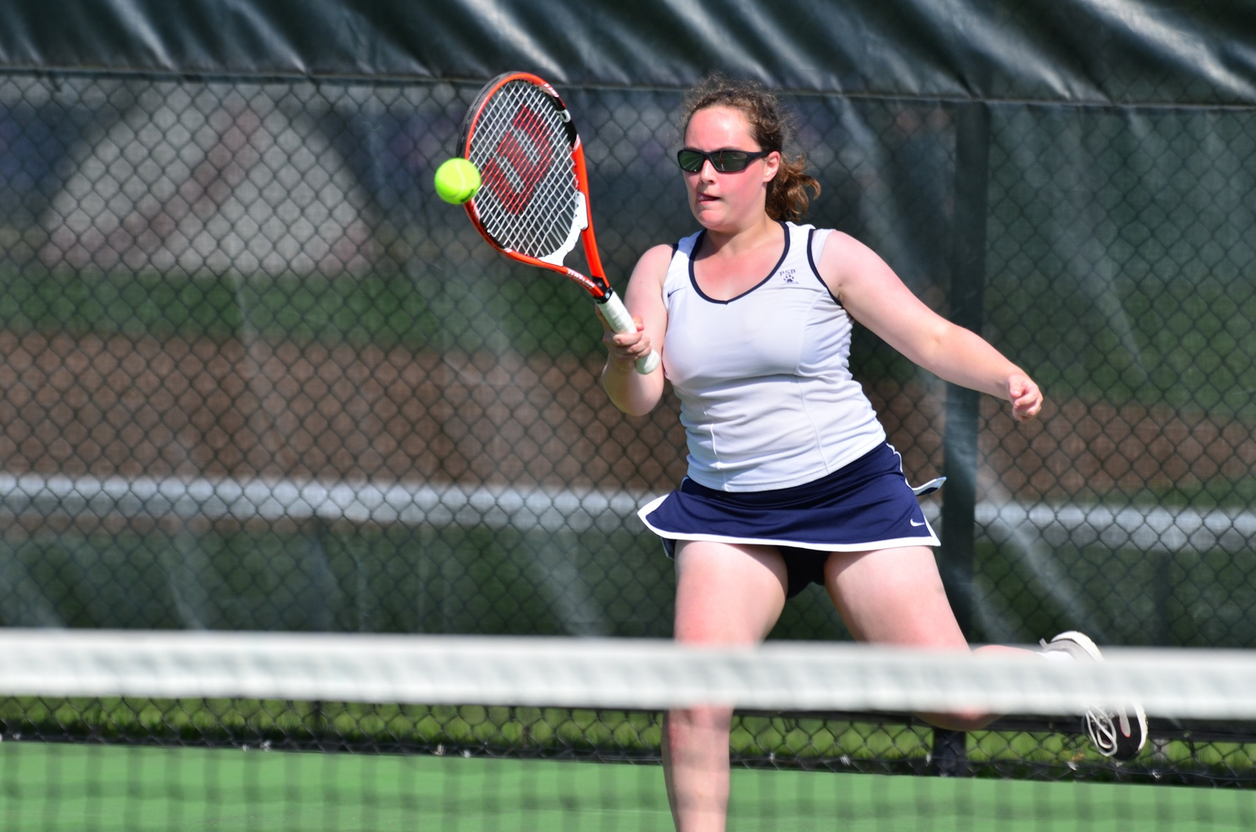 Westminster Tops Women's Tennis