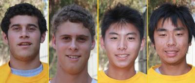 Newest Stags Impressive at ITA Regionals