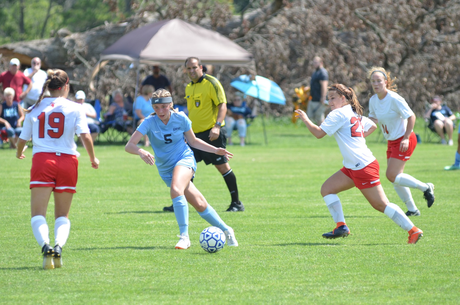 Women's Soccer Drops Third Straight to Lake Forest 3-1