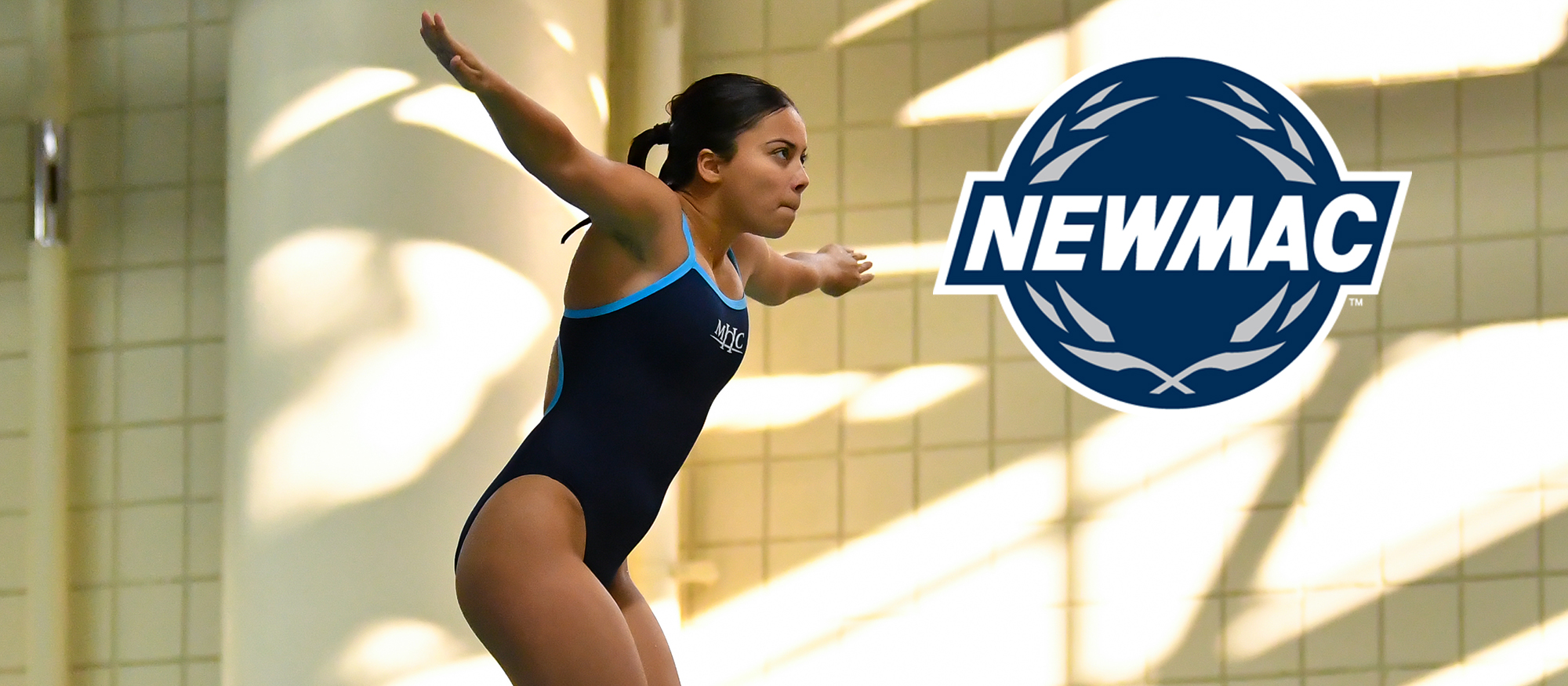 Nemivant Earns Fourth NEWMAC Diver of the Week Honor This Season